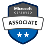 microsoft role-based certifications badge